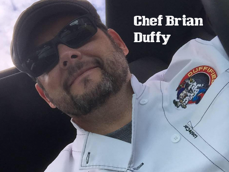 Chef Brian Duffy