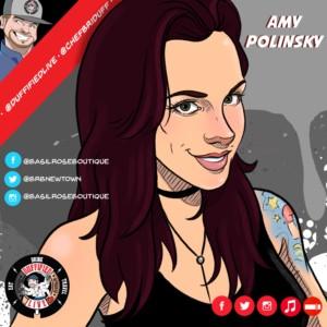 Amy Polinsky Returns!