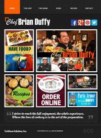 Chef Brian Duffy