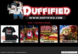 Duffified