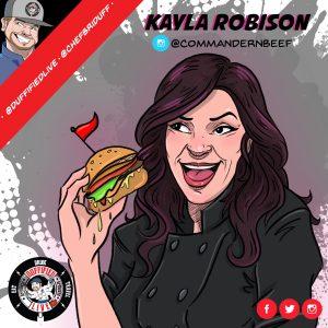 Chef Kayla Robison