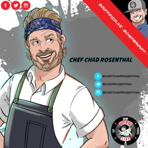Chef Chad Rosenthal