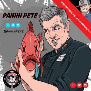 Chef Pete Blohme