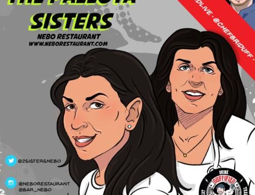 Carla & Christine Pallotta of Boston's Nebo Cucina & Enoteca