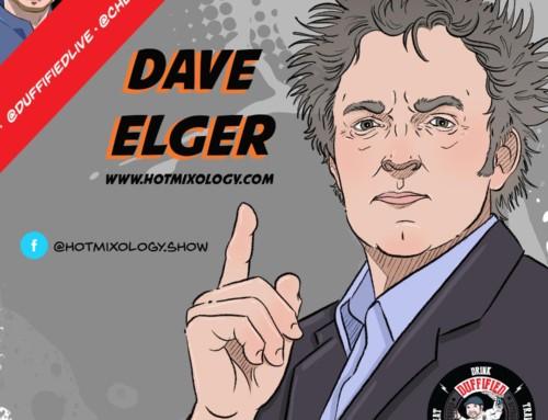 Mixologist Dave Elger  Copy