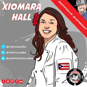 Chef Xiomara Hall