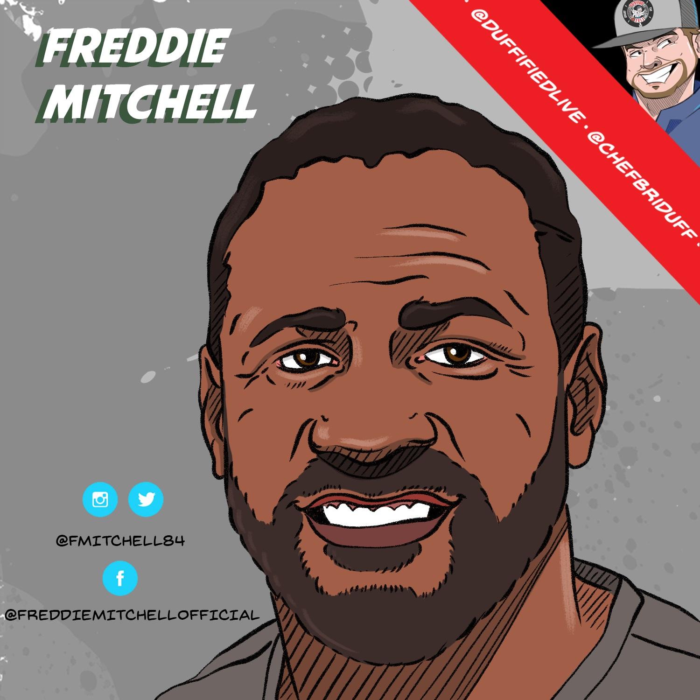 Former Eagles WR Draft Pick Freddie Mitchell