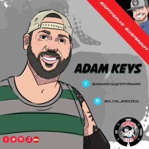 Retired Army Sgt. Adam Keys