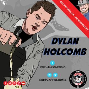 Denver Mixologist Dylan Holcomb