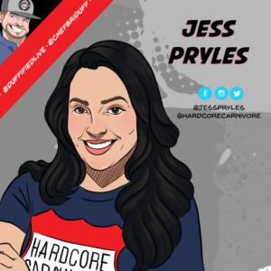 Chef & TV Host Jess Pryles